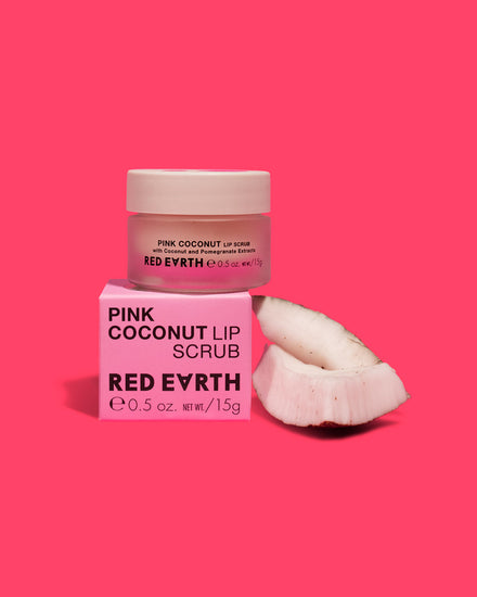 PINK COCONUT Lip Scrub