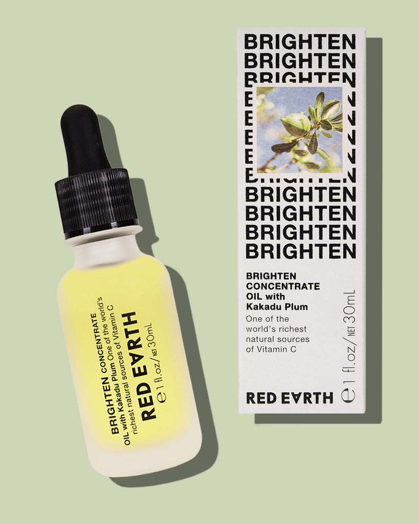 BRIGHTEN CONCENTRATE OIL with Kakadu Plum