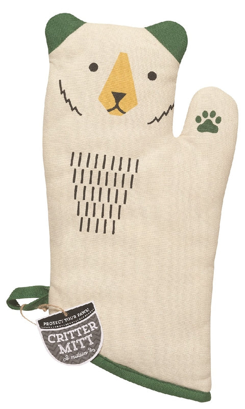NOW DESIGNS CRITTER MITT BASIC - BORIS BEAR