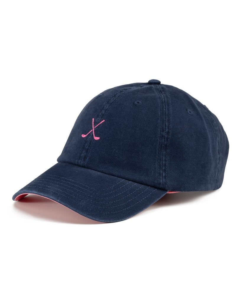 ORTC MAN - CAP - PINK CLUBS