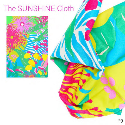 SAFO CLOTH - SUNSHINE