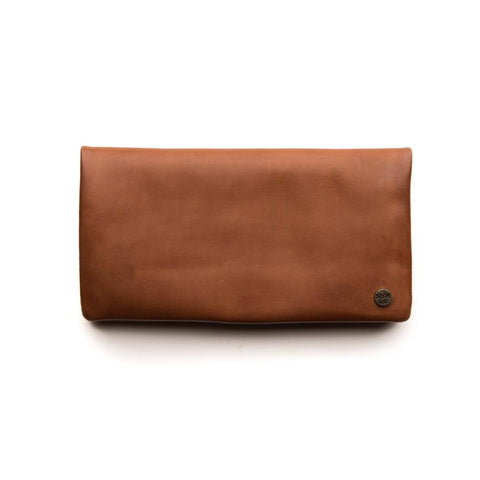 STITCH AND HIDE - JESSIE WALLET ESPRESSO