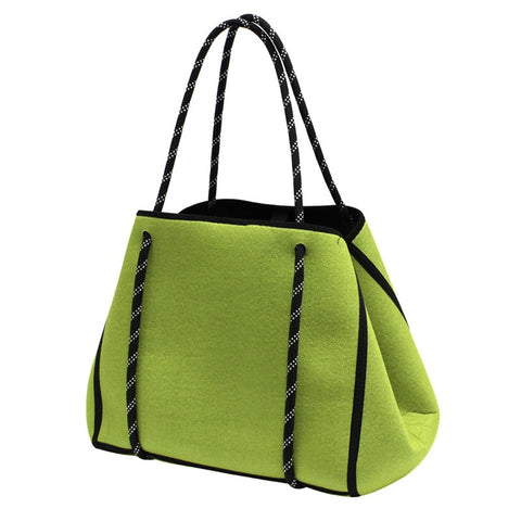 ICON CHEF - MARKET TOTE - LIME