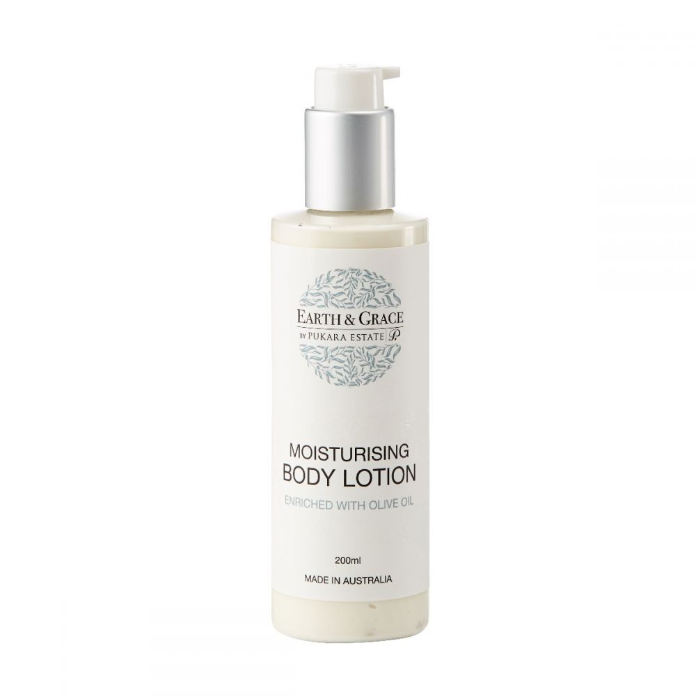 EARTH AND GRACE MOISTURISING BODY LOTION - 200ML