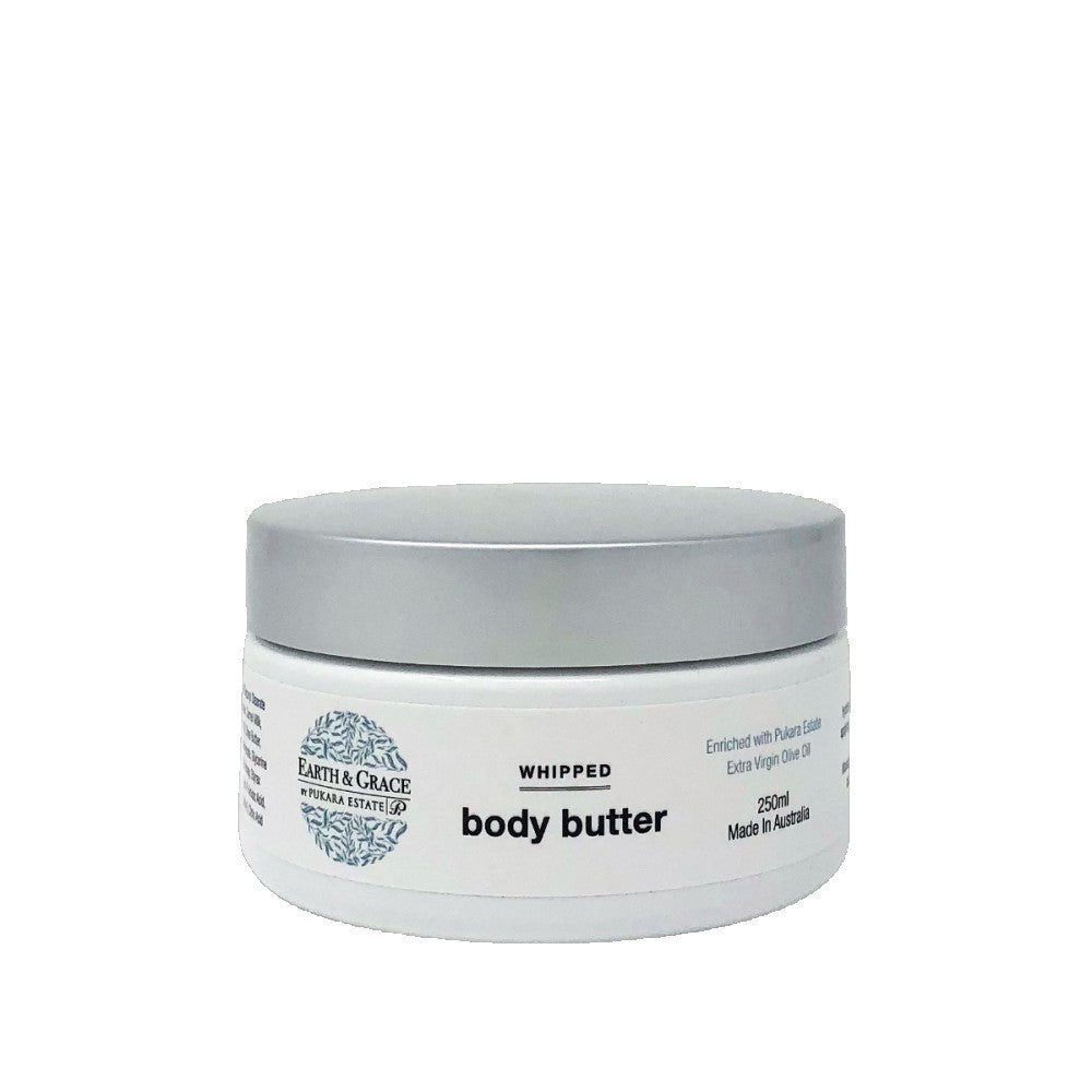 EARTH AND GRACE WHIPPED BODY BUTTER