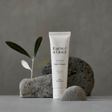 EARTH AND GRACE NOURISHING HAND CREAM - 60ML