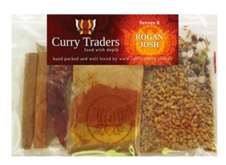CURRY TRADERS ROGAN JOSH