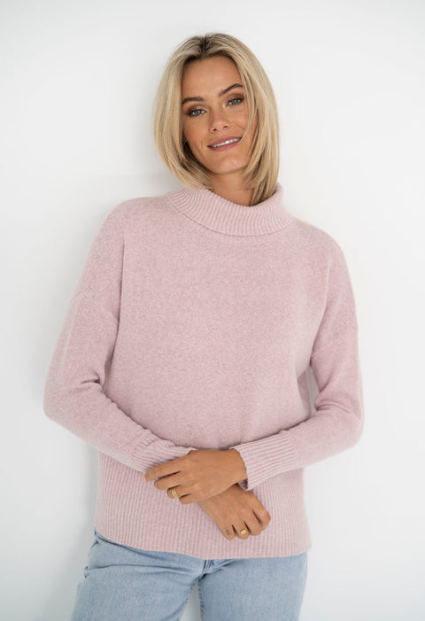 HUMIDITY W21 SERENITY ROLL NECK JUMPER