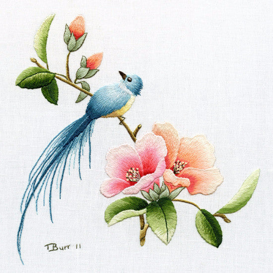 Chinese Flower & Bird two