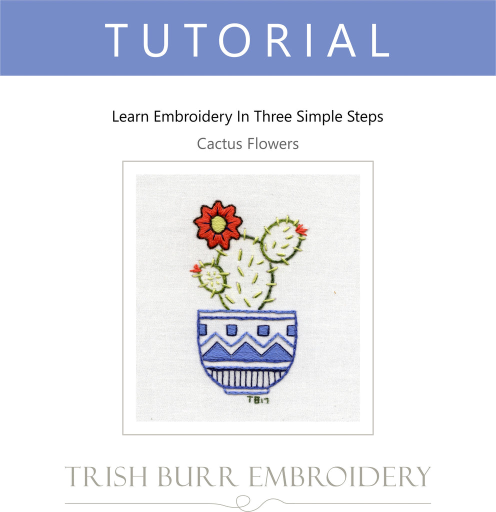 Learn How To Do Embroidery