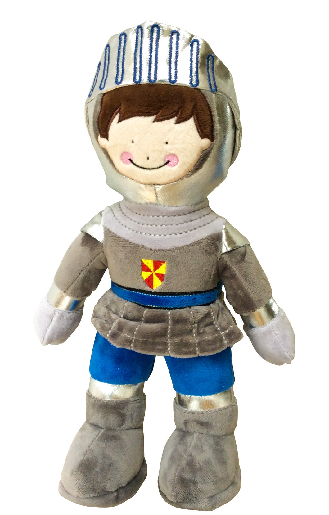 Knight soft toy