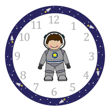 teach the time clock for kids