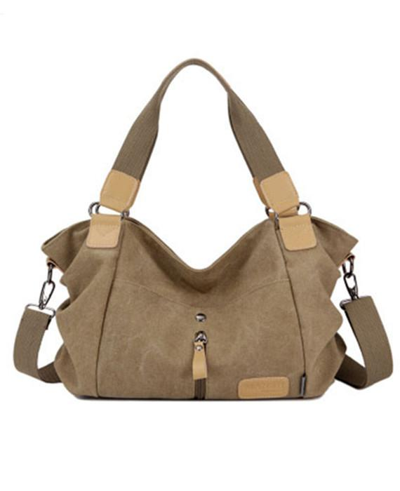 Canvas Bags Casual Messenger Shoulder Bags