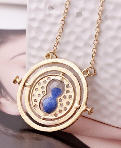 Magic Time Turner Necklace