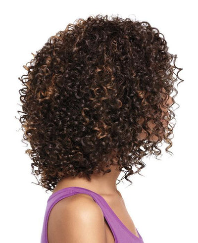 Curly Short Wigs Synthetic Short Curly Hair