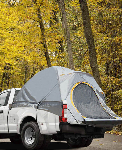 5.5ft Compact Pickup Truck Tent Camping 2 Person Tent Travel