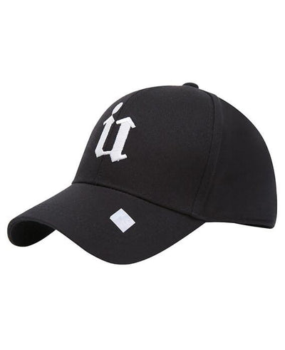 Adjustable U Letter Baseball Cap Snapback Hip Hop Cap