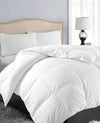 white comforter on sale