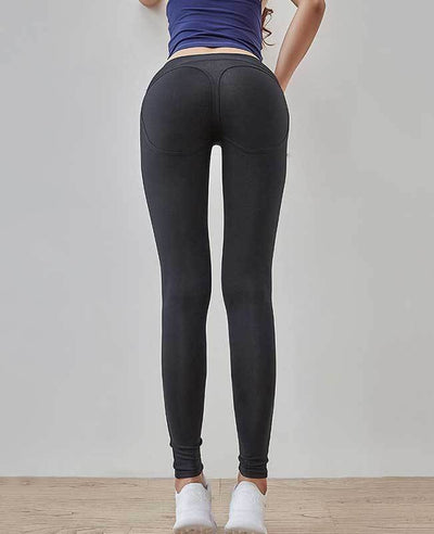High Elastic Push Up Legging