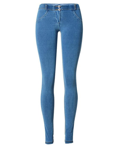 Fitness Push Up Legging Jeans