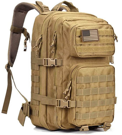 Large Tactical Backpack 3 Day Backpack Molle Bag Backpacks