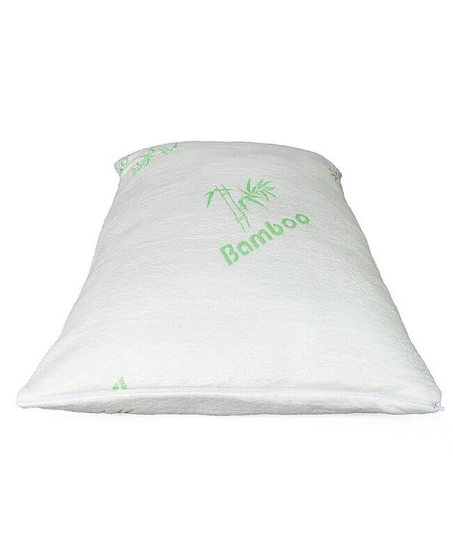 Bed Bamboo Pillow Queen King Memory Foam Pillow