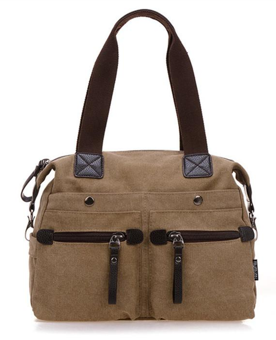 Canvas Handbags Messenger bags Shoulder Bags