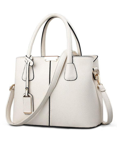 PU Leather Elegant Shoulder Bag