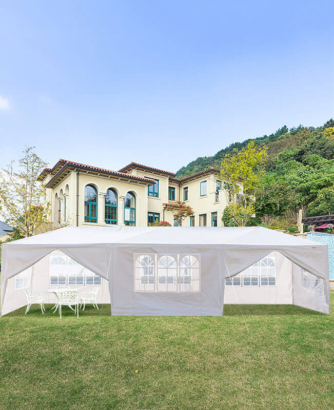 10'x30' Outdoor Canopy Wedding Party Tents
