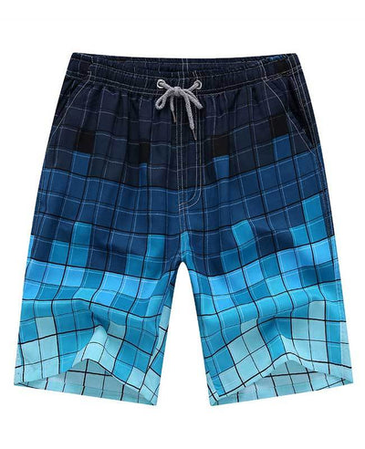 Quick Dry Men Swim Trunks