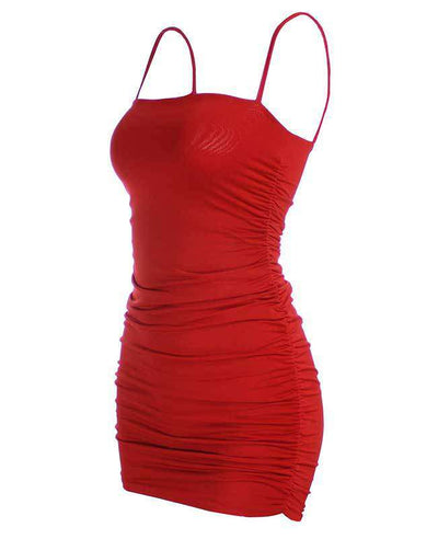 Bandage Sexy Bodycon Dress-7