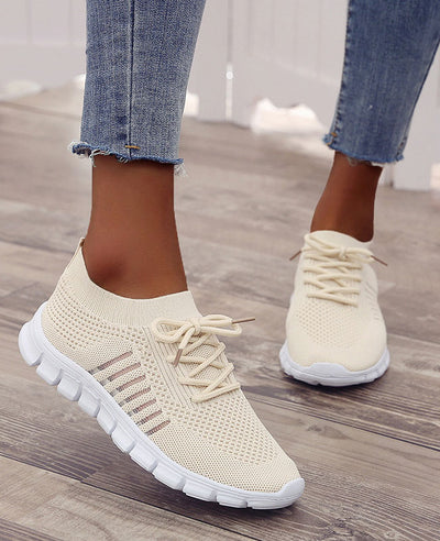 Breathable Mesh Casual Sneakers-4