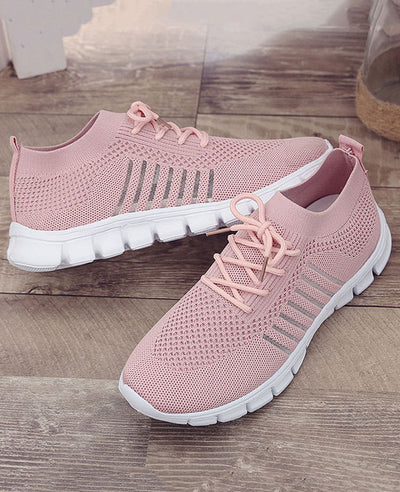 Breathable Mesh Casual Sneakers