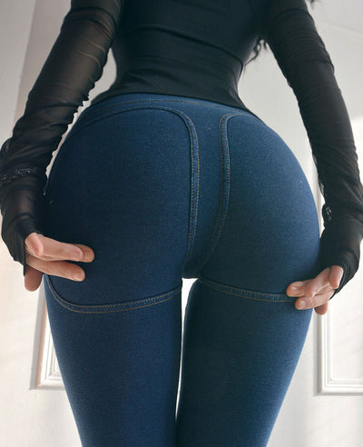 Butt Lifting Leggings Tight Leggings-2
