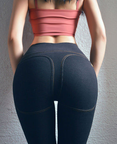 Butt Lifting Leggings Tight Leggings-1