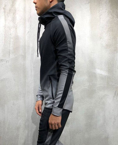 Gradual Change Mens Hoodies Sale-9