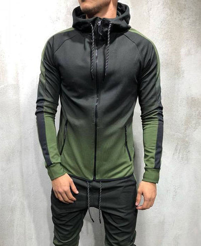 Gradual Change Mens Hoodies Sale-1