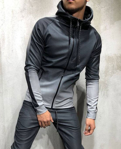 Gradual Change Mens Hoodies Sale-3