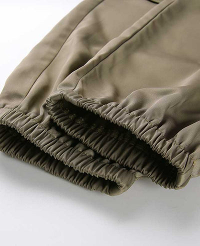 Loose Military Cargo Pants-11
