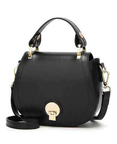 Women Pu Leather Handbag-3