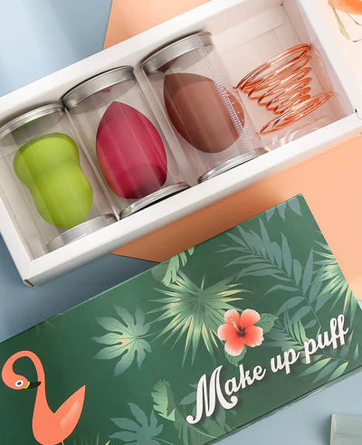 Smooth Makeup Sponges Sets