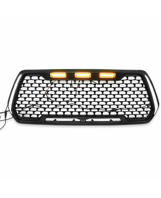 Toyota Tacoma Grill for 2016-2020 with Led turning Lights
