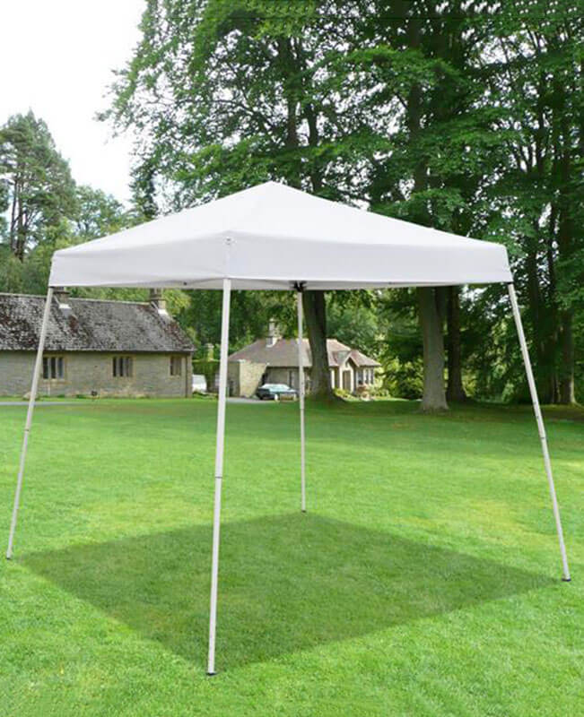 Backyard Canopy Outdoor Shade Canopy Instant Gazebo