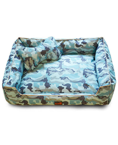 Fluffy Cooling Dog Bed Dog Sofa Cooling Pad For Pets