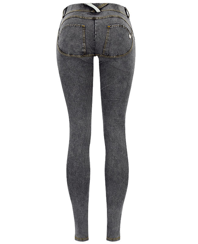 Low Rise Jeans Push Up Jeans
