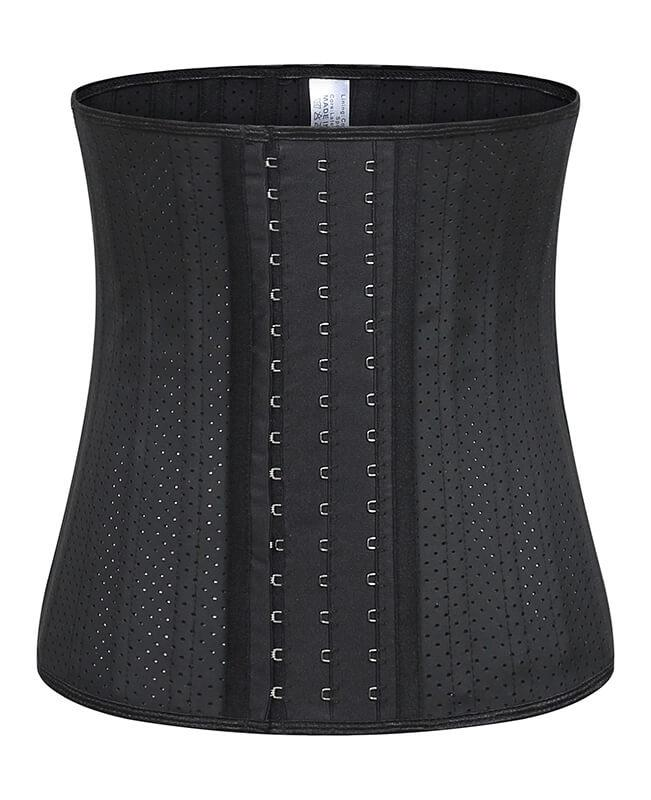 Shapewear Breathable 25 Steel Boned Corset-1