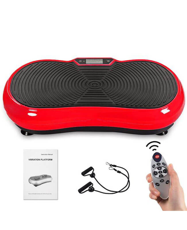 Whole Body Vibrating Platform Exercise Machine For Weight Loss