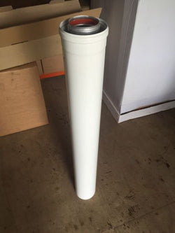 Ariston 3318038 100cm Extension Flue New
