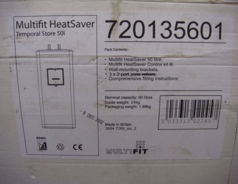 Multifit Heatsaver Temporal Store 50l Product No 720135601