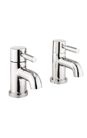Thirty6 Myhome Matching Bath & Basin Tap Set Inc Basin Waste